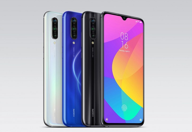 Xiaomi Mi 9 Lite - Color