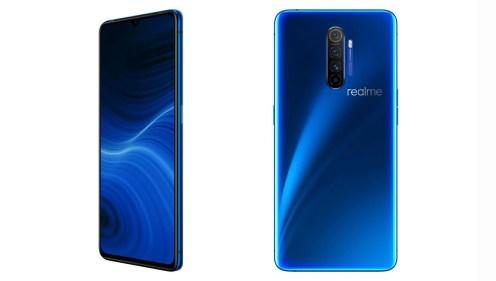Realme X2 Pro Neptune Blue