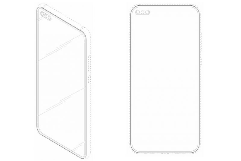 Samsung-Galaxy-S11-front-design-patent