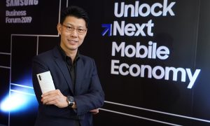 Samsung Unlock Next Mobile Economy