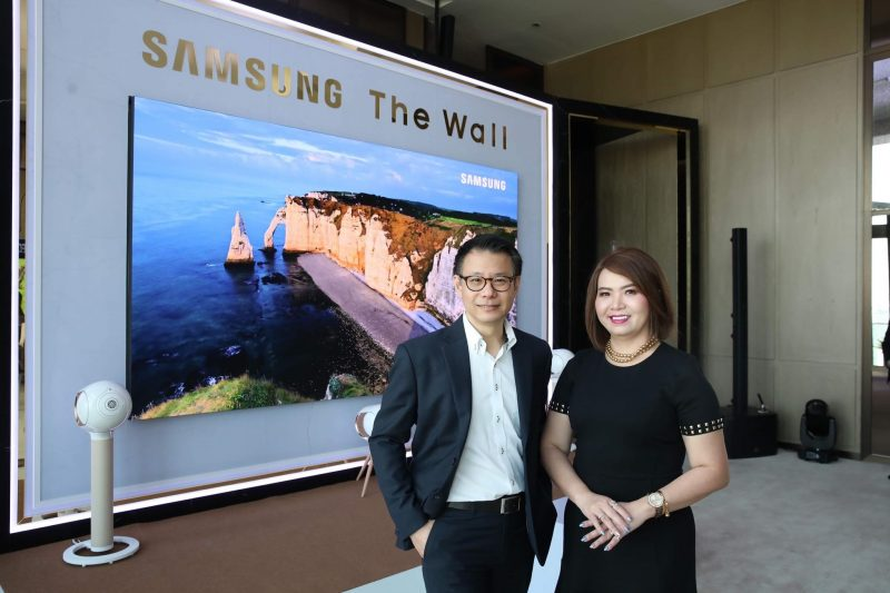 Samsung The Wall Luxury