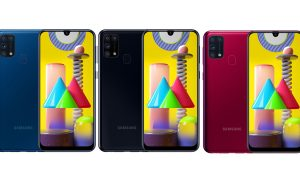 Samsung Galaxy M31 All color