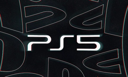 PlayStation 5 PS5 Header