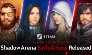 Shadow Arena เปิดตัวช่วง Early Access ใน Steam แล้ววันนี้