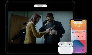 AirPods Spatial audio