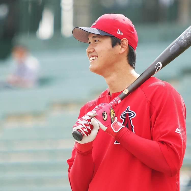 What Pros Wear Shohei Ohtani's Asics Maple Bat