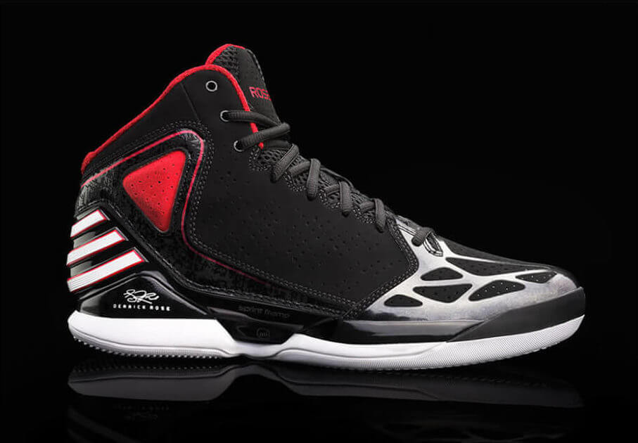 innovative design 44c1b a0fad What Pros Wear  Damian Lillard s Adidas Rose 773 Shoes - What Pros Wear