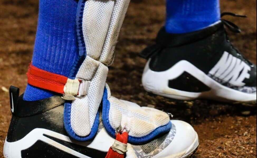 418d71443 What Pros Wear  Rougned Odor s Nike Force Zoom Trout 4 Cleats - What ...