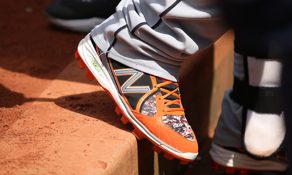 f5abae60a What Pros Wear  Miguel Cabrera s New Balance 2000 MCS Cleats (2015 ...