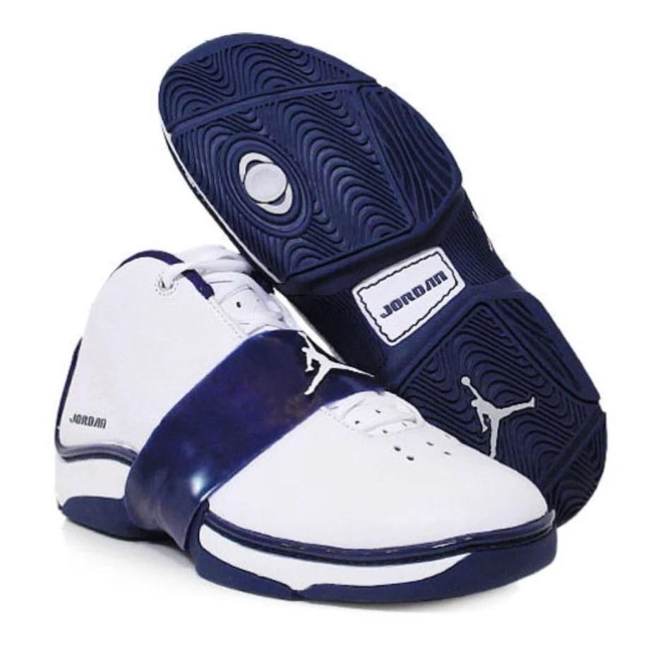 87f56c34454 What Pros Wear: Michael Jordan's Air Jordan Jumpman Team FBI - What Pros  Wear