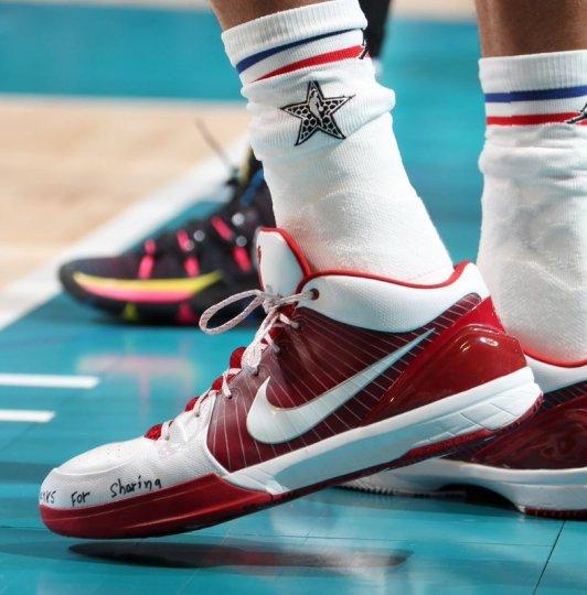 e286ed7047a8 What Pros Wear  Giannis Antetokounmpo s Nike Kobe A.D. 2017 Shoes ...