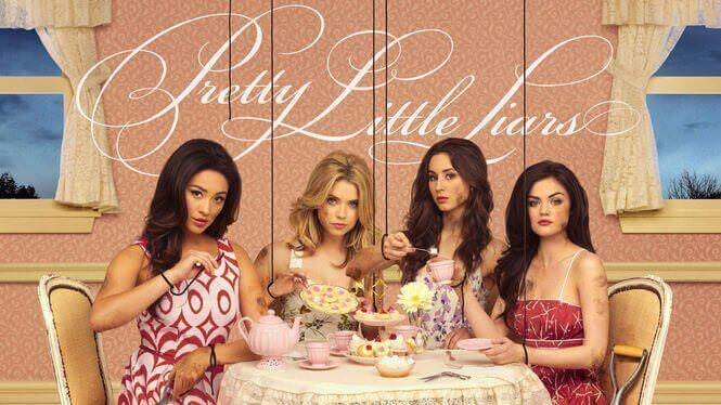 Image result for pretty little liars netflix