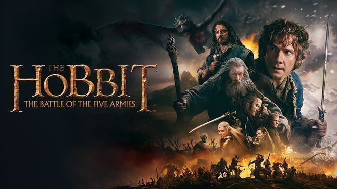 the hobbit netflix sverige