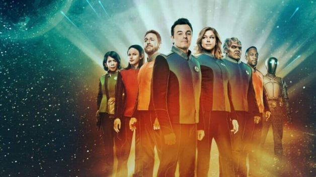 Image result for the orville sirius