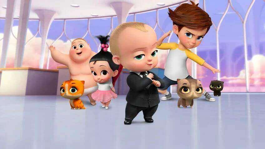 the boss baby season