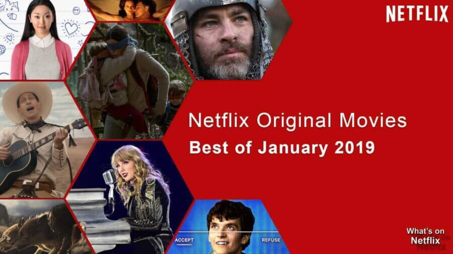 Best Netflix Movies January 2019 — TTCT
