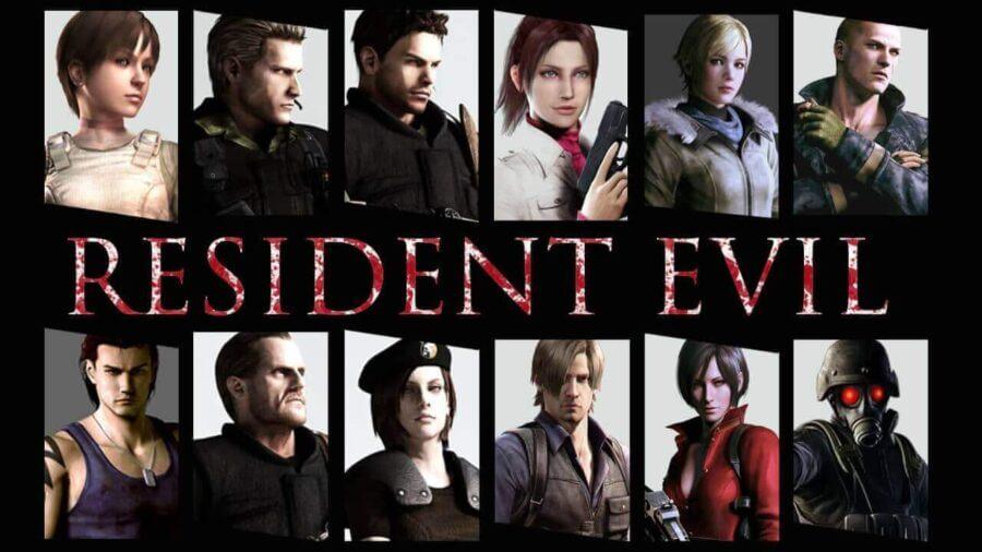 Resident Evil Live-Action series on Netflix