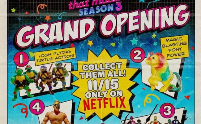 The Toys That Made Us Season 3 Coming To Netflix In