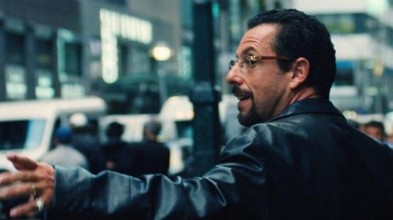 Image result for uncut gems adam sandler""