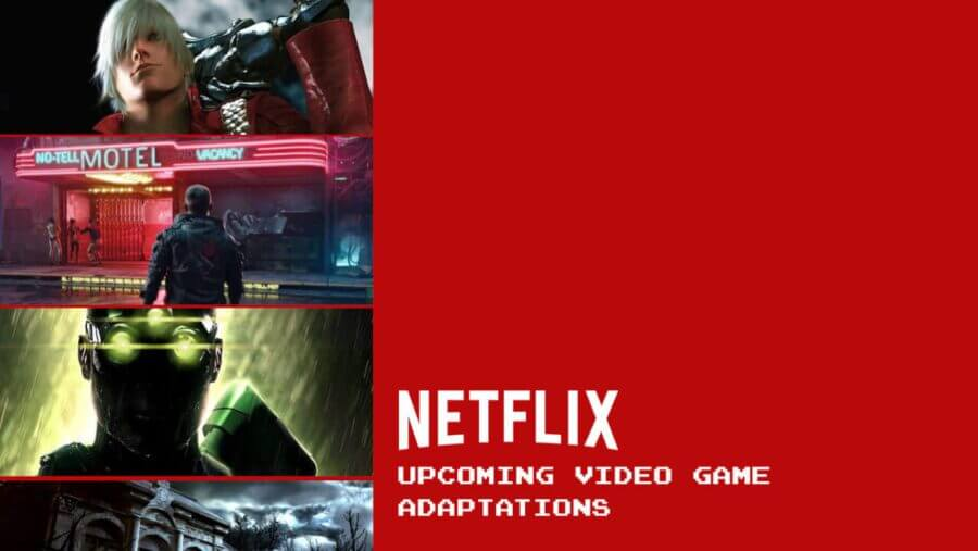 Every Video Game Movie & Series Coming Soon to Netflix