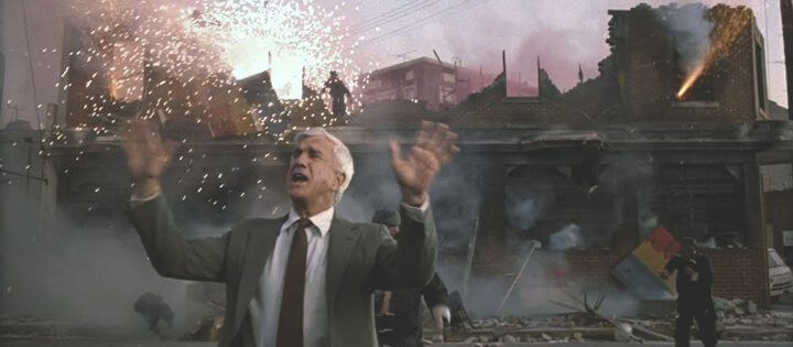 The Naked Gun From the Files of Police Squad 1988