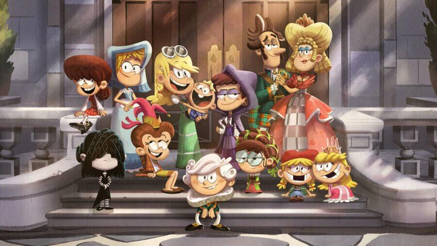 The Loud House Movie ': Netflix Release Date & amp;  What We Know So Far - What's on Netflix