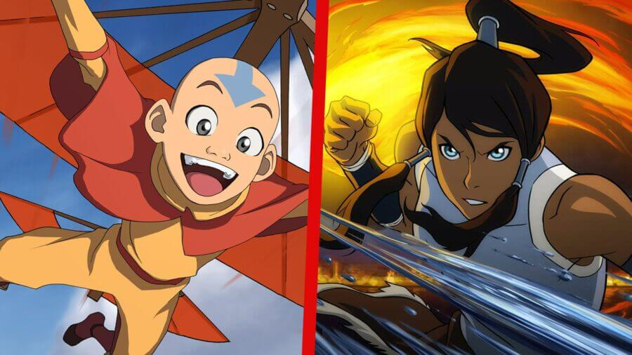 avatar the latest legend of korra airbender coming out of netflix