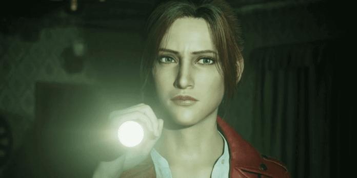 claire redfield resident evil infinite darkness season 1