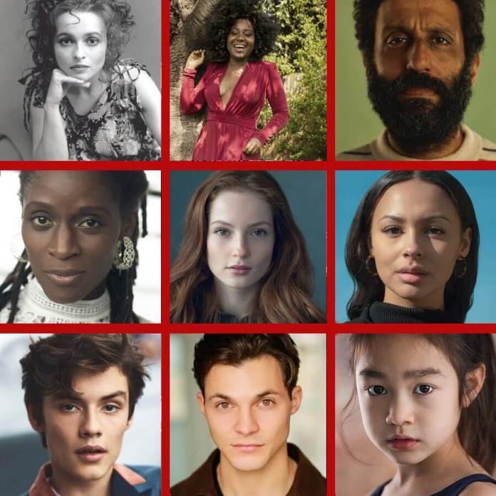 Cast Grid For Enola Holmes 2 Netflix