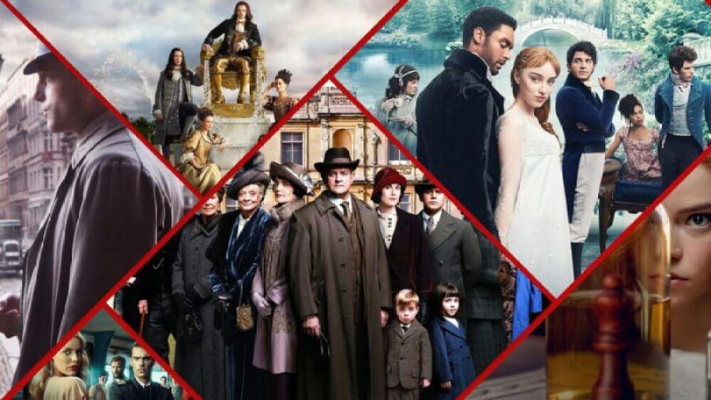 Mejores programas de drama de época en Netflix