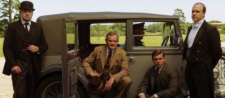 Downton Abbey Netflix Period Drama