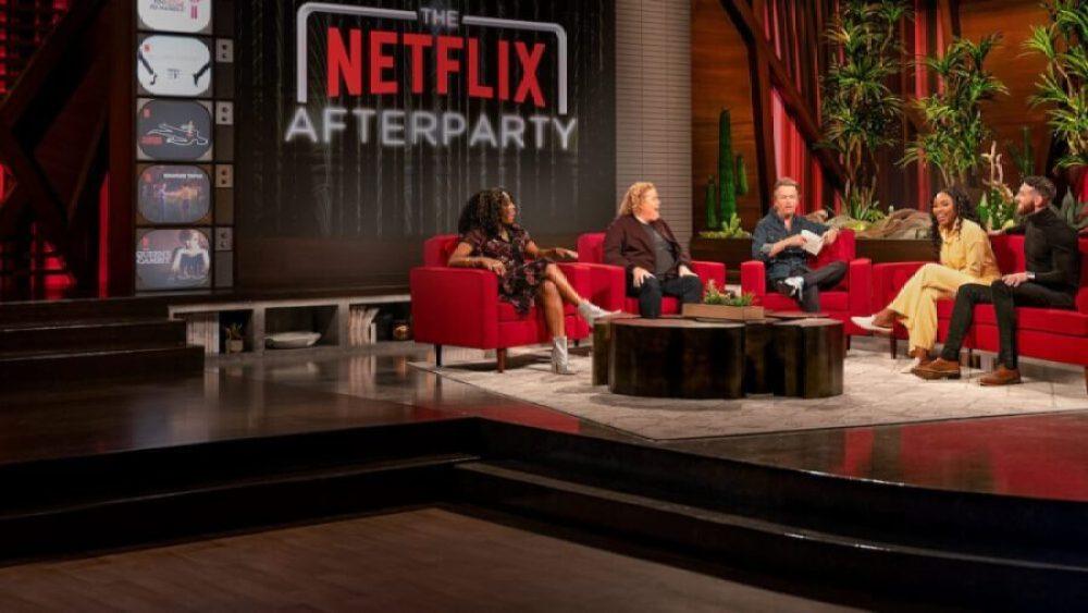 El Afterparty de Netflix Netflix