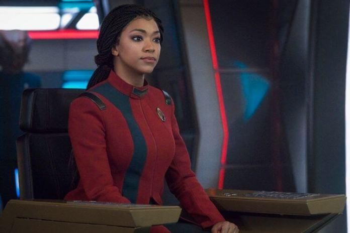 Star Trek Discovery Season 4 Sonequa Martin Green