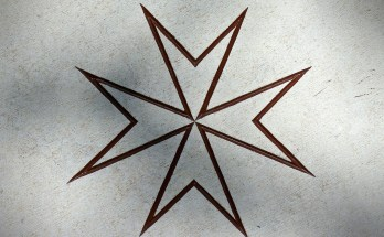 maltese cross tattoo meaning