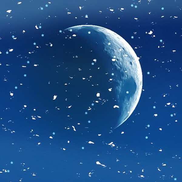 Native American Moon Sign February Snow Moon Meaning - Whats