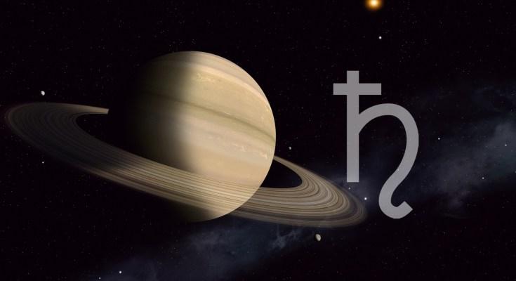 Saturn symbol meaning
