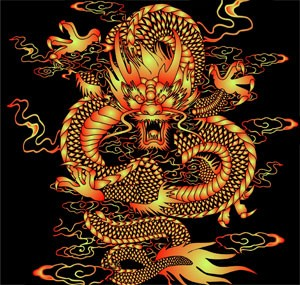 Chinese dragon in clouds meaning - Whats-Your-Sign com