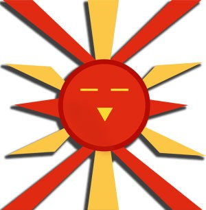 Hopi Symbols and Meanings on Whats-Your-Sign.com Hopi Sun Symbol