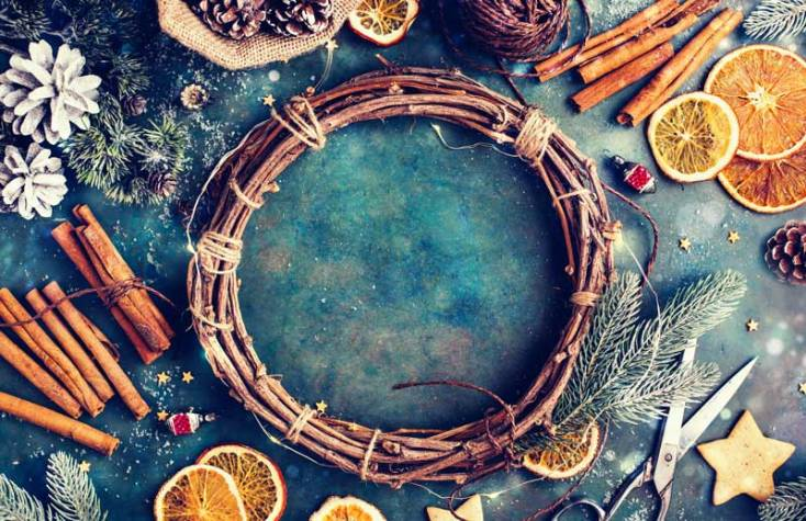 Symbolic Wreath Meaning Year Round Celebrations On Whats Your Sign