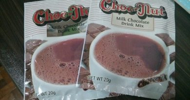 Chocnut Milk Chocolate Drink