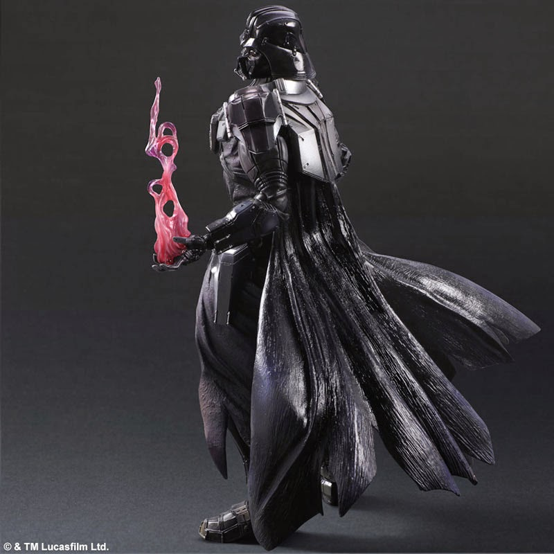 Play Arts Kai Darth Vader Preview (5)