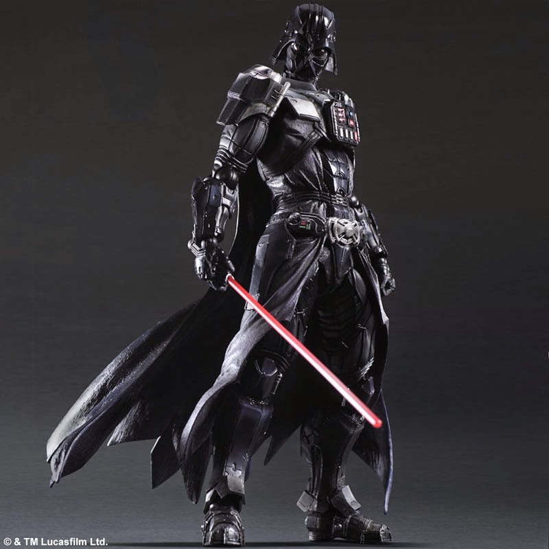 Play Arts Kai Darth Vader Preview (6)