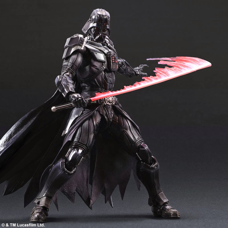Play Arts Kai Darth Vader Preview (7)