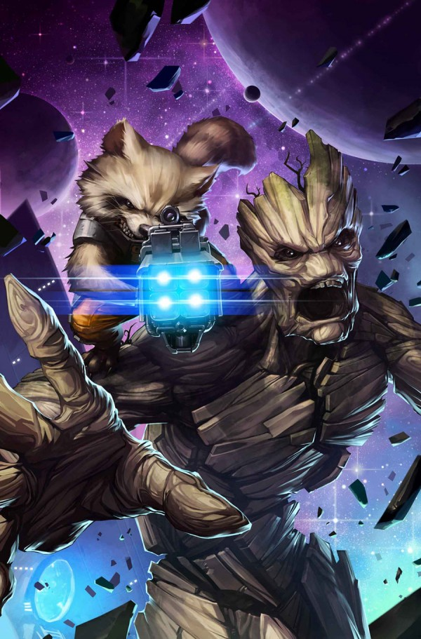 Rocket-Raccoon-Groot