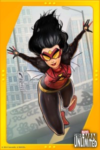 Spider-Woman-new costume