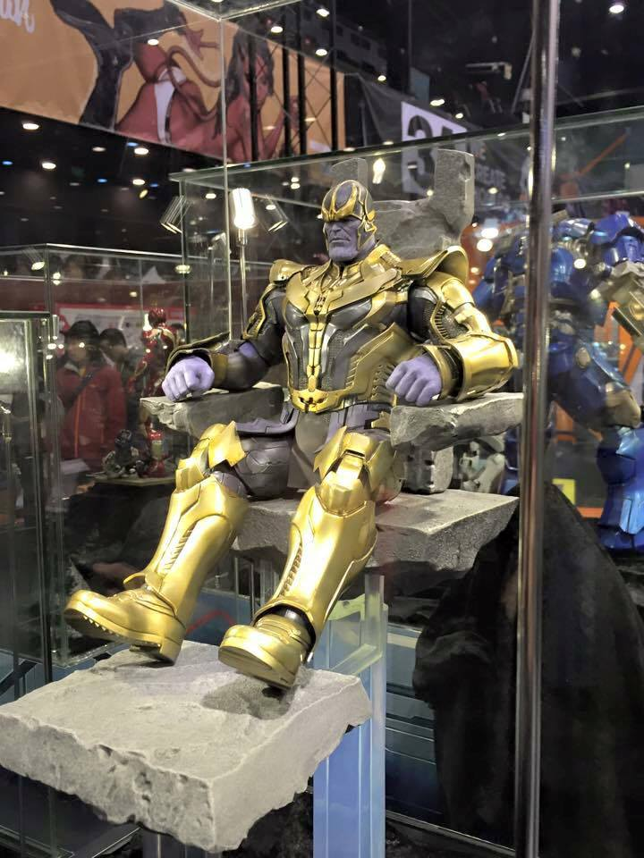 Toy Soul 2014 Unveils Hot Toys Star Wars Thanos