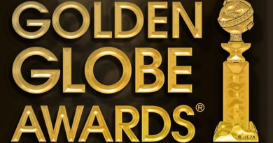 Golden Globes Awards 2015 Logo