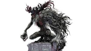 The Cleric Beast: image courtesy of bloodborne.wikia.com