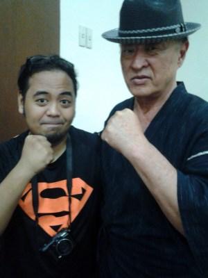 Boss Earl & Cary Tagawa