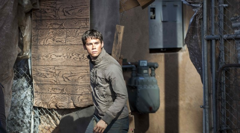 Dylan O'Brien in The Scorch Trials